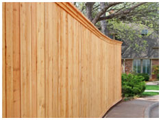 Aarons Okie Fence Company Oklahoma privacy fencing
