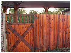 Aarons Okie Fence Company Oklahoma quality fence installation