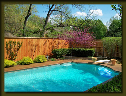 Aarons Okie Fence Company Oklahoma pool fencing