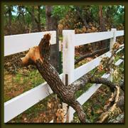 Oklahoma storms mean fence repairs